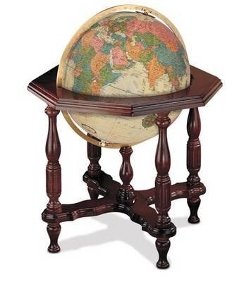 Statesman Antique Globe - Statesman Ant (Globe / planisphere):