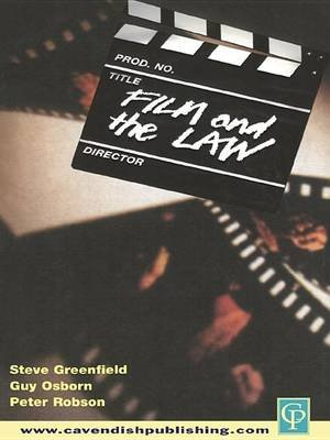 Film & the Law (Electronic book text): Steve Greenfield