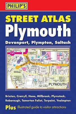 Philip's Street Atlas Plymouth (Paperback):