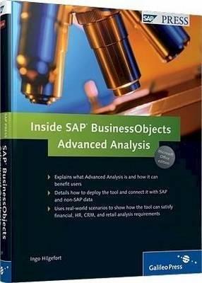 Inside SAP BusinessObjects Advanced Analysis (Hardcover): Ingo Hilgefort