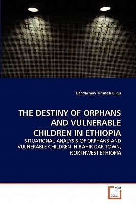 The Destiny of Orphans and Vulnerable Children in Ethiopia (Paperback): Gardachew Tiruneh Ejigu