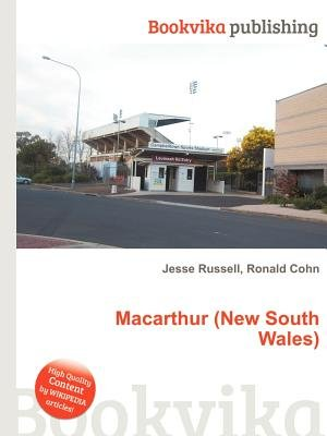 MacArthur (New South Wales) (Paperback): Jesse Russell, Ronald Cohn