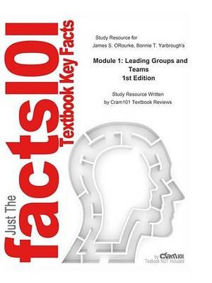 Module 1, Leading Groups and Teams (Electronic book text): Cti Reviews