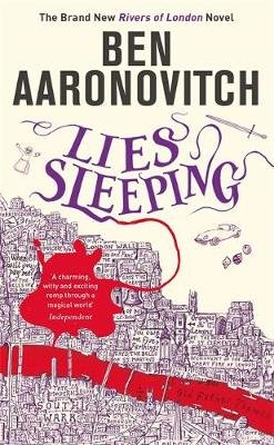 Lies Sleeping - The Seventh Rivers of London novel (Hardcover): Ben Aaronovitch
