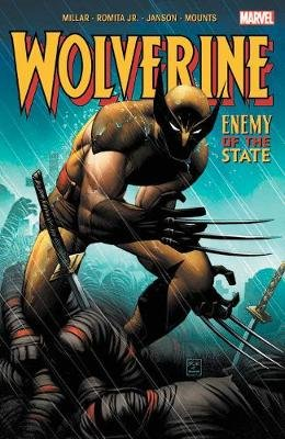 Wolverine: Enemy Of The State (Paperback): Mark Millar