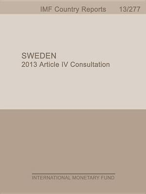 Sweden: Selected Issues (Electronic book text): International Monetary Dept