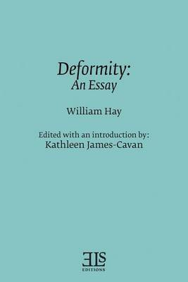 Deformity - An Essay (Paperback): William Hay