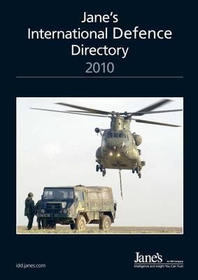 Jane's International Defence Directory, 2010 2009/2010 (Hardcover, 24 Ed): Peter Partridge