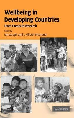 Wellbeing in Developing Countries: From Theory to Research (Electronic book text): Ian Gough, J. Allister McGregor