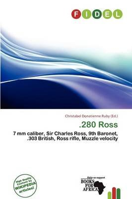 .280 Ross (Paperback): Christabel Donatienne Ruby