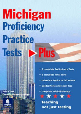 Michigan Ecpe Practice Tests Plus (Paperback):