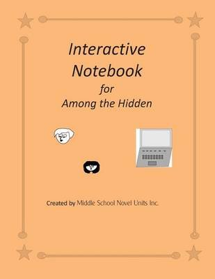 Interactive Notebook for Among the Hidden (Paperback): Middle School Novel Units Inc