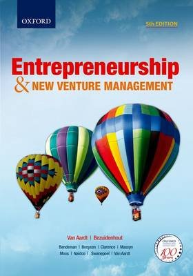 Entrepreneurship & New Venture Management (Paperback, 5th Revised edition): Isa Van Aardt, Stefan Bezuidenhout