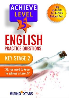 Achieve English Practice Questions, Level 5 (Book):