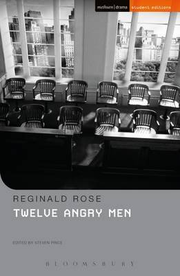 Twelve Angry Men (Paperback): Reginald Rose