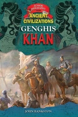 Genghis Khan (Hardcover): John Bankston