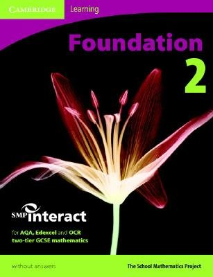 SMP GCSE Interact 2-tier Foundation 2 Pupil's Book without Answers, Foundation 2 (Paperback, Student Manual/Study Guide):...