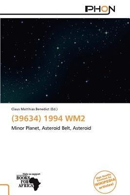 (39634) 1994 Wm2 (Paperback): Claus Matthias Benedict