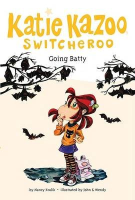 Going Batty (Paperback): Nancy Krulik
