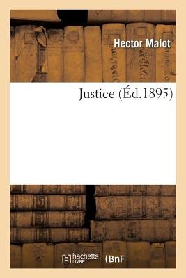 Justice (French, Paperback): Hector Malot