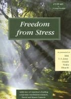 Freedom from Stress (Abridged, CD, Abridged edition): David Gamow, Karen Gamow