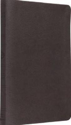 ESV Gift Bible (Leather / fine binding):