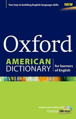 Oxford American Dictionary for learners of English - A dictionary for English language learners (ELLs) with CD-ROM that builds...