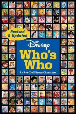 Disney Who's Who (Paperback, Revised, Updated ed.): Disney Books