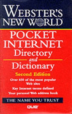 Pocket Internet Directory (Paperback, 2nd): Pfaffenberger