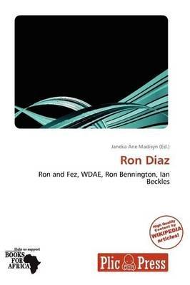 Ron Diaz (Paperback):