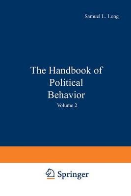 The Handbook of Political Behavior (Paperback): Samuel Long