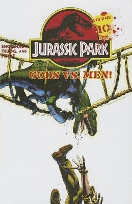 Gods vs. Men! (Hardcover): Steve Englehart, Chaz Truog, Paul Fricke