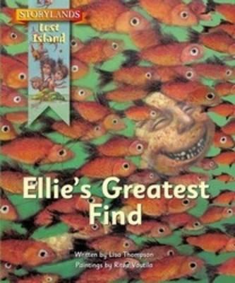 Ellie's Greatest Find (Paperback): Lisa Thompson