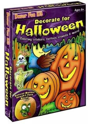 Decorate for Halloween Fun Kit (Paperback): Dover