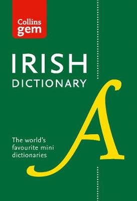 Irish Gem Dictionary - The World's Favourite Mini Dictionaries (Paperback, 5th Revised edition): Collins Dictionaries