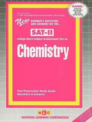 New Rudman's Questions and Answers on the Sat-II, College Board Subject Achievement Test in Chemistry (Paperback): Jack...