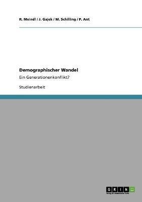 Demographischer Wandel (German, Paperback): R. Meindl, J. Gajek, M. Schilling