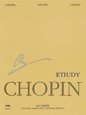 Etudes - Chopin National Edition 2a, Vol. II (Paperback): Frederic Chopin