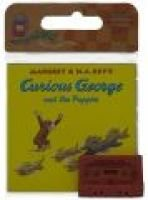 Curious George And The Puppies With Cassette Paperback Margret