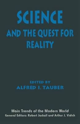 Science and the Quest for Reality (Paperback): Alfred I. Tauber