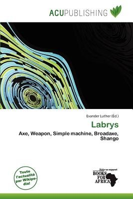 Labrys (French, Paperback): Evander Luther