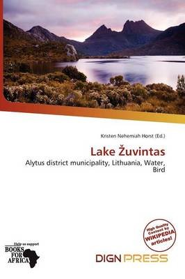 Lake Uvintas (Paperback): Kristen Nehemiah Horst