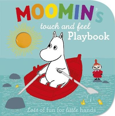 Moomin's Touch and Feel Playbook (Board book): Tove Jansson