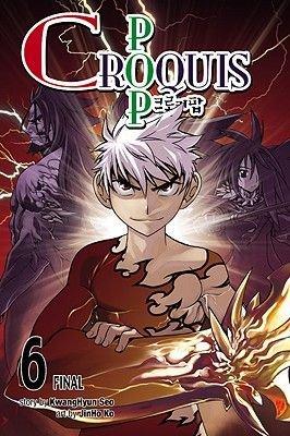 Croquis Pop, v. 6 (Paperback): Kwanghyun Seo