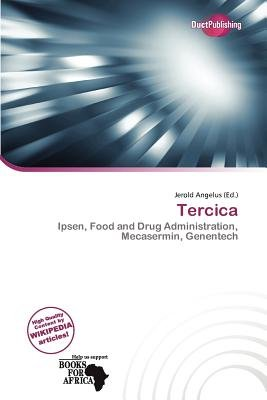 Tercica (Paperback): Jerold Angelus