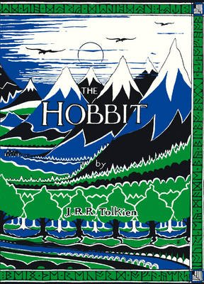 The Hobbit Facsimile First Edition (Hardcover, 80th anniversary slipcased edition): J. R. R. Tolkien