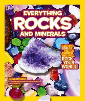 Everything: Rocks and Minerals (Paperback): National Geographic Kids