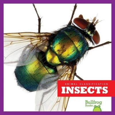 Insects (Paperback): Erica Donner
