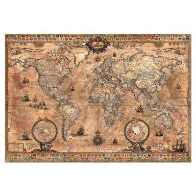 Educa world map puzzle 1000 pieces world map toys buy online educa world map puzzle 1000 pieces world map gumiabroncs Image collections