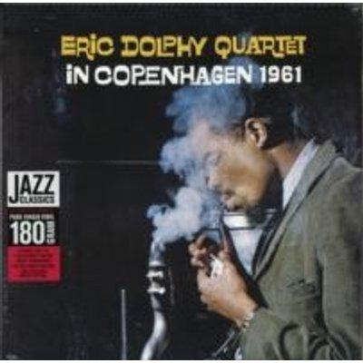 Eric Dolphy Quartet - In Copenhagen 1961 (Vinyl record): Eric Dolphy Quartet